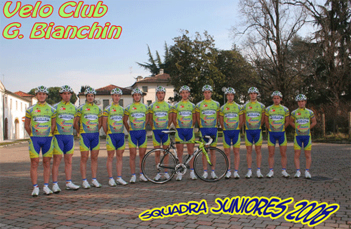 velo club bianchin